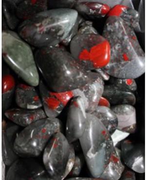 Heliotrope - Bloodstone -...
