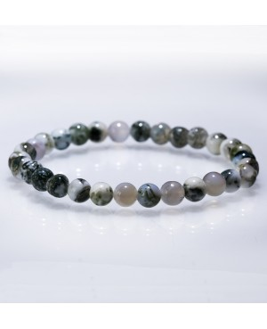 Agate Tree bracelet