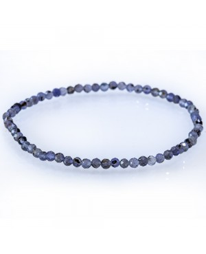 Iolite Faceted bracelet