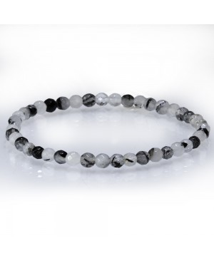 Tourmaline-Quartz bracelet