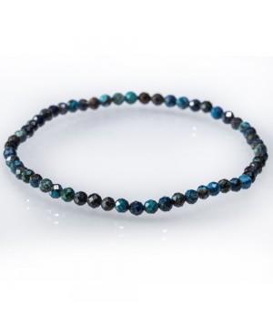 Chrysocolle faceted bracelet