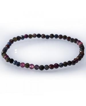 Sapphire faceted bracelet