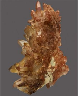 Quartz Hématoide